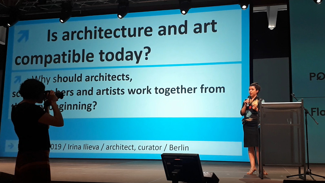 PQ2019-Lecture-Is-Architecture-And-Art-Compatible-Today-Irina-Ilieva
