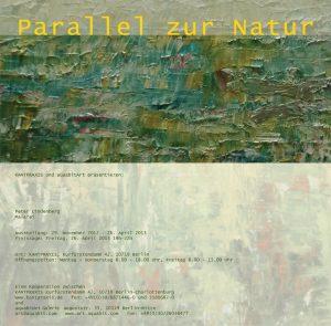 2013-Flyer-Parallel-Zur-Natur-Peter-Lindenberg-KANTPRAXIS