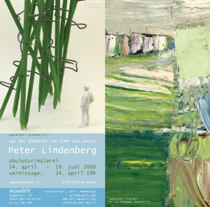 2009-Flyer_Von-Der-Struktur-Zur-Form-Und-Zuruek-Peter-Lindenberg-aquabitArt