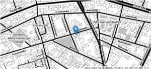 Map tiles by Stamen Design