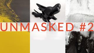 UNMASKED #2 – Poren Huang, Paula Klien, Janine Mackenroth